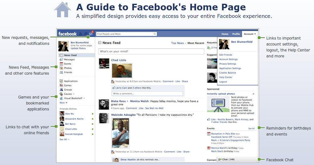 51 Gambar Tampilan Awal Facebook HD