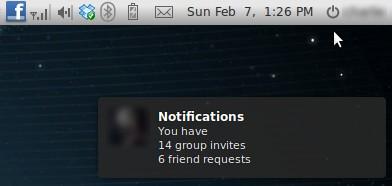 Facebook Notify