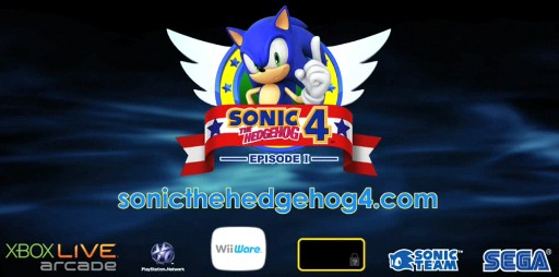Sonic 4: Episode 1